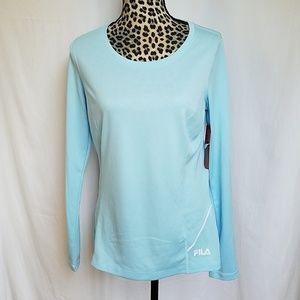 Fila Tops - 🎀 3/$25 NWT Fila Sport Long Sleeve Shirt